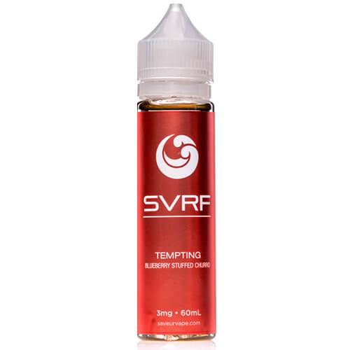 SVRF - Tempting (Max VG) 60ml Ejuice 3mg