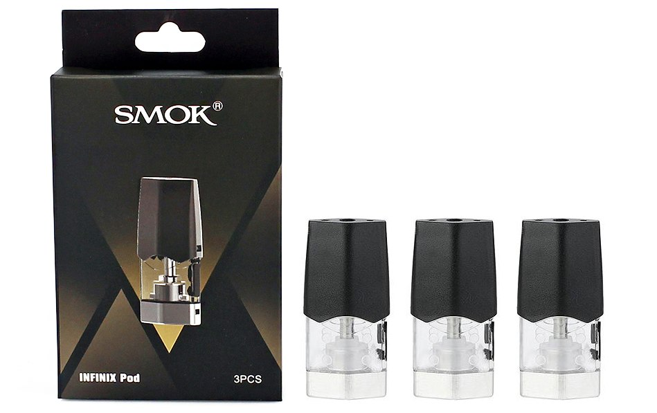 SMOK INFINIX REPLACEMENT PODS (3CT)