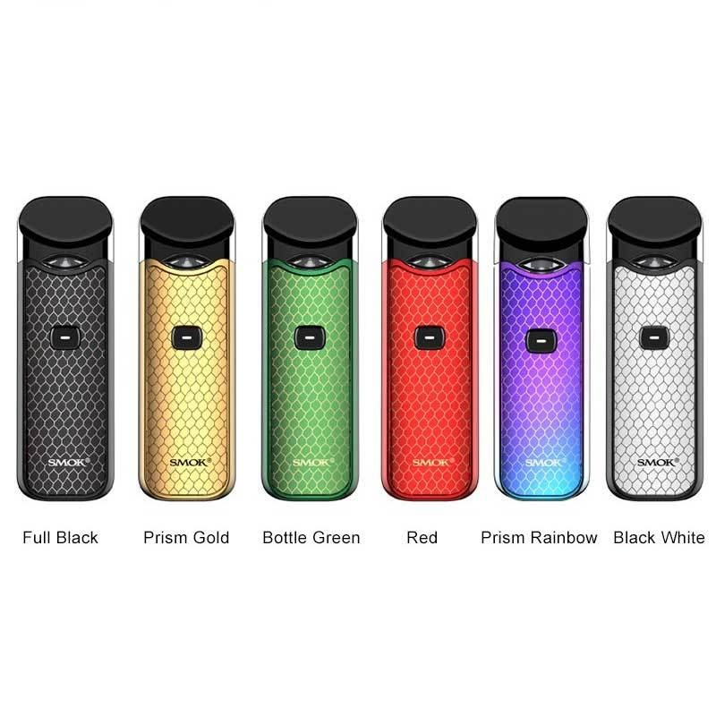 SMOK Nord 1100mah 3ml Pod Starter Kit