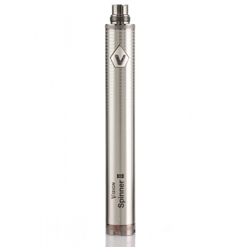 Vision Spinner II Style Battery 1650mah - Silver