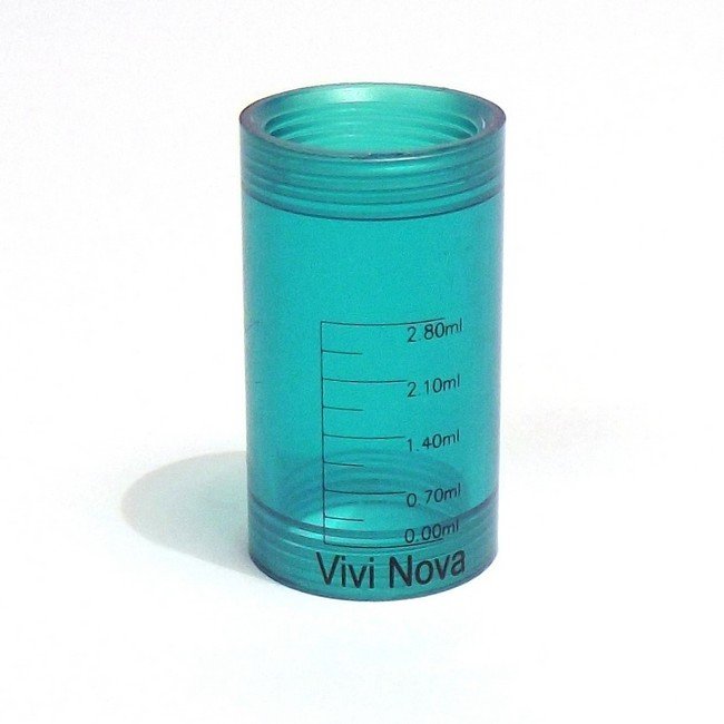 Vision 3.5ml ViVi Nova Acrylic Tank Replacement Tube - Green