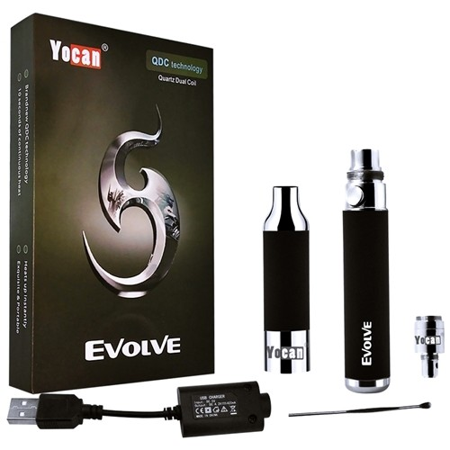Yocan Evolve - Wax Vaporizer Pen