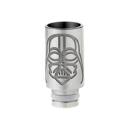 Star Wars Stainless Vader Drip Tip