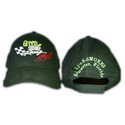 Green Smoke Racing Cap