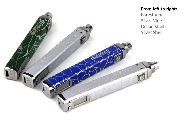 iTaste Nature Edition VV/VW 3.0 - Silver Vine