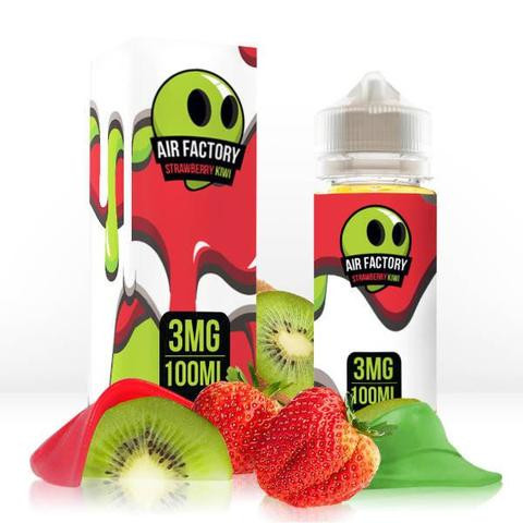 Air Factory- Strawberry Kiwi Ejuice 100ml