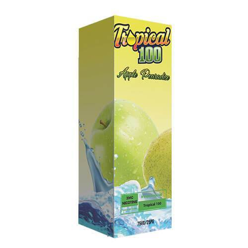 TROPICAL 100 Apple Pearadise Ejuice 100ml