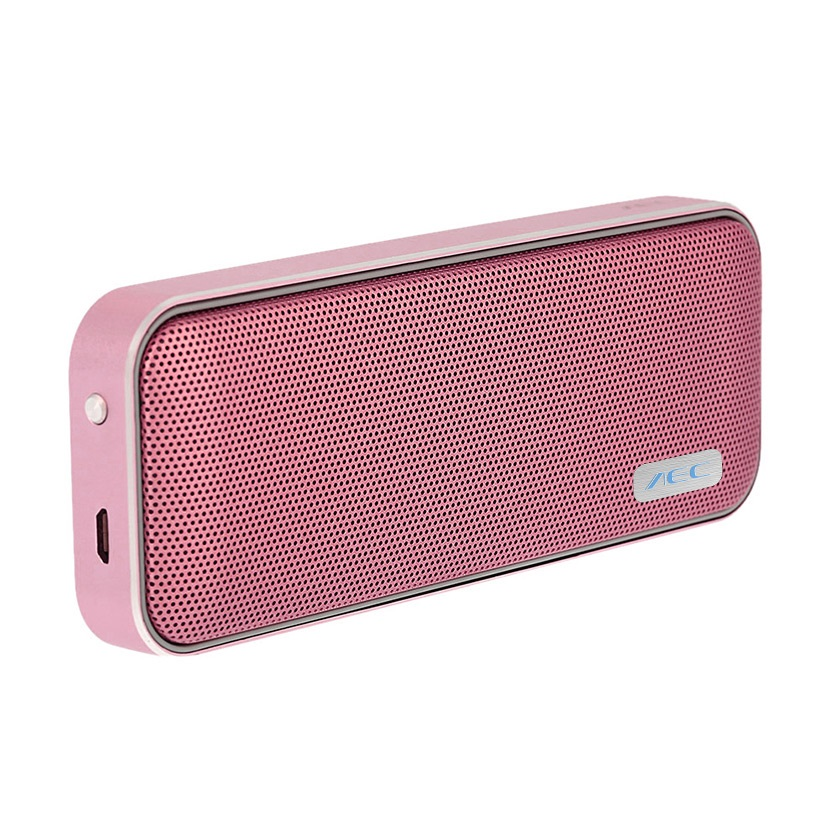 Wireless Portable Speaker with Bluetooth 4.1, 1.5Wx2