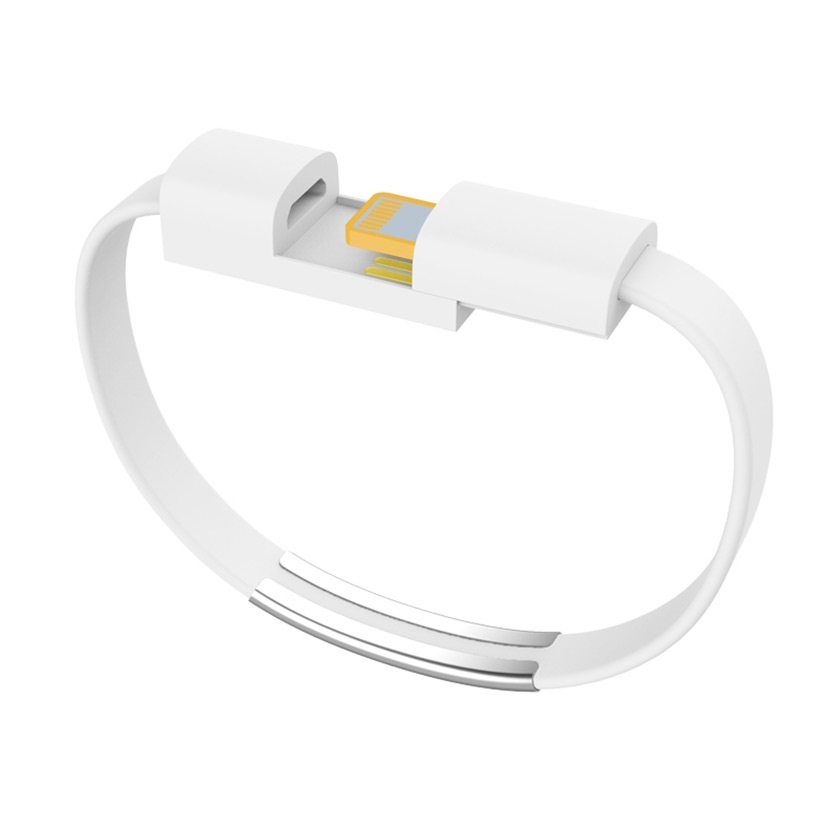 Bracelet Flat Data Charging Cable for iPhone 5 Series & iPhone 6