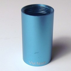 Vision 3.5ml ViVi Nova Tank Replacement Tube - Blue