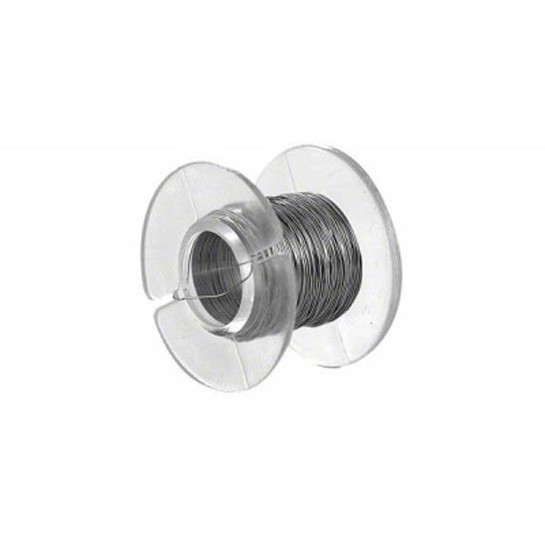 Nickel 200 (Ni200) 28 Guage Wire - 30-Foot Spool